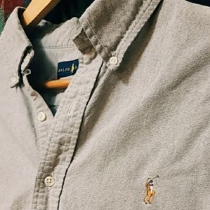 Men's Ralph Lauren Longsleeve Button